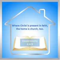 Home is Church, Too!